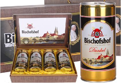 大主教·皇家黑啤1l*4 豪华礼盒礼盒