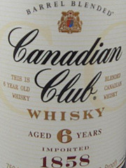 加拿大俱乐部Canadian Club