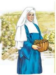 蓝仙姑(Blue Nun)Blue Nun