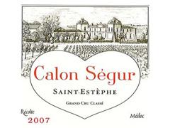 凯隆世家庄园(Chateau Calon Segur)Chateau Calon Segur