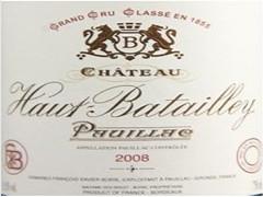 奥巴特利庄园(Chateau Haut Batailley)品牌故事
