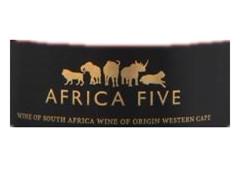 非洲五兽品牌故事