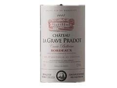 格拉夫普拉多城堡Chateau La Grave Pradot