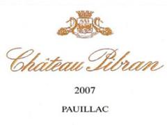 佩兰城堡Chateau Pibran