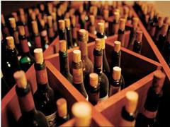 法国波尔多期酒