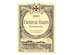 嘉仙庄园(Chateau Gazin)品牌故事