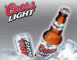 银子弹(Coors Light BEER)品牌故事