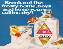 杰彼斯(Gilbey's)