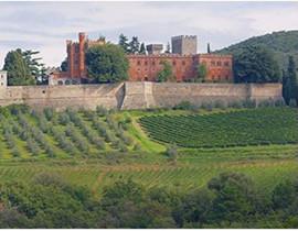卡索古堡(Chateau Cazeau)