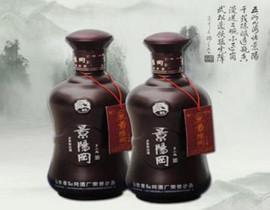 景阳冈酒品牌故事